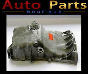 Audi A4 Passat 00-05 Oil Pan & Oil Level Sensor 06B103603BK/BL