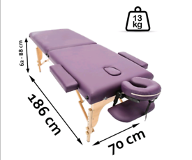 NEW Professional Massage Imperial Charbury Massage Table / Bed