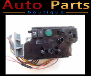 Mercedes 420SEL 300SEL 1979-1991 Right Seat switch 0038202810