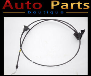 Jaguar S-Type 2000-2008 Hood-Latch Lock Release Cable XR826347