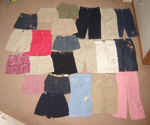 Shorts, Swimsuits, Tops - size 7, 8, 10, 12, 14