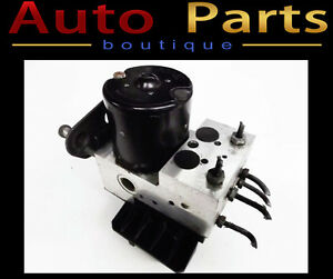 Mercedes-Benz 00-02 ABS Brake Pump w/Control Module 2104310012