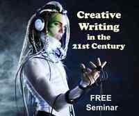 CREATIVE WRITING Seminar - FREE