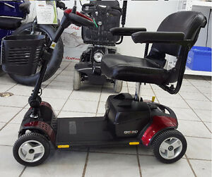 DV Scooters Has A Go-Go® Elite Traveller Plus like new Kitchener / Waterloo Kitchener Area image 1