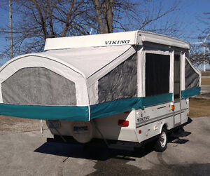 2003 popup trailer Viking
