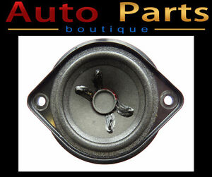 Mercedes-Benz 2011-2012 OEM Genuine Loudspeaker 2318200702