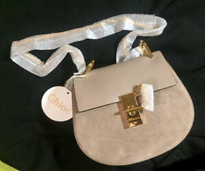 100% Authentic Chloe small drew bag-BRAND NEW WITH TAG