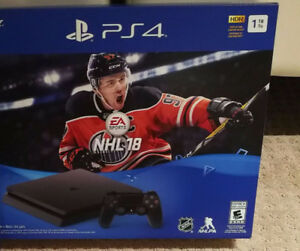 1TB PlayStation 4 NHL 18 Bundle