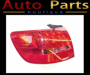 Audi A6 Quattro Wagon 2006-2008 Tail Light Assy Left 4F9945095A