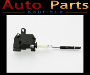 Jaguar S-Type 05-2008 OEM Fuel Filler Release Actuator XR857532