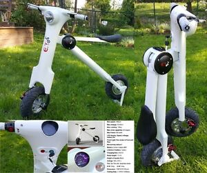 ET Scooter (electr.) Segways, casques, lampes LED, action camera