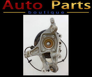 CHRYSLER PACIFICA 04-08 REAR LEFT SPINDLE KNUCKLE HUB 04743249AA