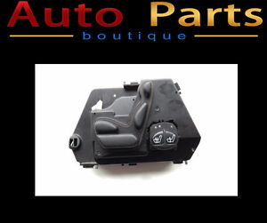 MERCEDES-BENZ S 00-06 OEM DRIVER SEAT CONTROL SWITCH  2208200410