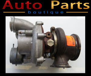 BMW 550 X5 X6 650 750 4.4I TURBOCHARGER OEM 4.4 N63 11657576985