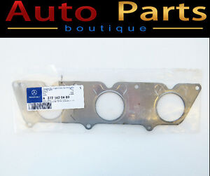 Mercedes Benz OEM Genuine V6 exhaust manifold gasket 2721420680