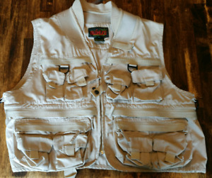 Hunting and Fishing Bushline Outdoor Vest