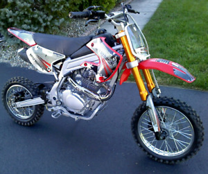 Looking for baja dirt runner bike