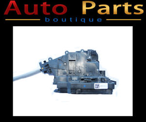 MERCEDES-BENZ 15-17 FRONT LEFT DOOR LOCK ACTUATOR 0997200935