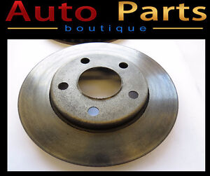 Ford ,Lincoln, Mercury 1986-1991 front disc brake rotor Used