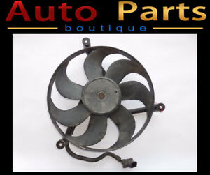 VW Beetle 1998-2006 OEM Auxiliary Fan Assy D-345mm 1C0959455