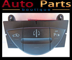 MERCEDES PARKTRONIC AIRMATIC CONTROL SWITCH 2118206610