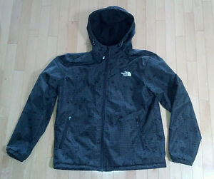 Men's North Face Hooded All-Weather Shell *Size M**