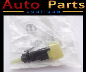 Dodge Sprinter 2003-2006 Brake Light Switch 05101496AD