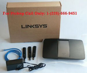 NEW Linksys AC1900 Smart Wi-Fi Dual Band Router (EA6900-CA)