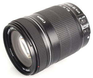Canon ef-s 18-135mm f/3.5-5.6 IS