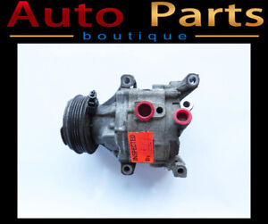 MAZDA RX8 04-11 OEM AC COMPRESSOR ASSEMBLY 4711488 4472607920