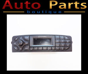 MERCEDES C240 C320 CLK500 01-06 RADIO OPERATING UNIT 2038201086