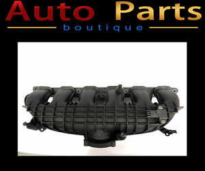 BMW 335i 535i 07-10 OEM GENUINE AIR INTAKE MANIFOLD 756467802