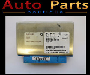 BMW 540i 740i 1998-2001 OEM AT CONTROL UNIT 7508398 24607508398
