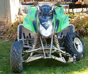 Looking For Fixer Upper ATV Or Camping/Travel Trailer/MotorHome