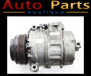 BMW 320i M3 525i 1997-2006 A/C COMPRESSOR w/CLUTCH 64526910458
