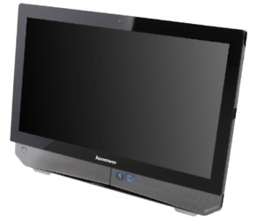 Lenovo IdeaCentre B520 all in one with 23' touch screen