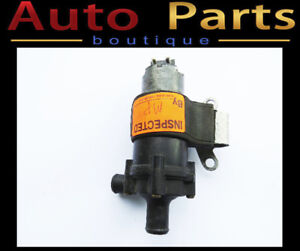 Mercedes G500 00-05 Engine Auxiliary Water Pump 0018351364