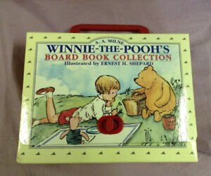 Winnie The Pooh's Book Collection