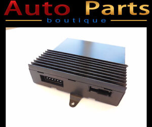 BMW 528, 530 1998-2003 Radio Stereo Amplifier Alpine 65128371025