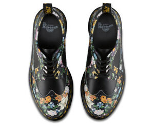Brand New Dr. Marten DARCY FLORAL Oxford Shoes