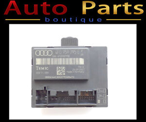 Audi A6 2006-2007 Power Door Control Module RL 4F0959795E