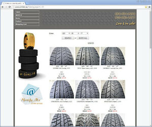 225/45/17 used tires from $35 - INSTALLATION ALIGNMENT REPAIRS