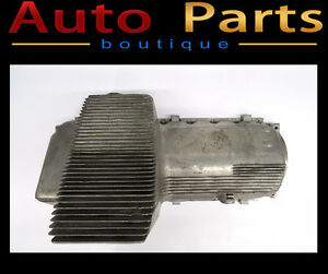 PORSCHE OEM GENUINE ENGINE OIL PAN NON TURBO 944.101.201.GR
