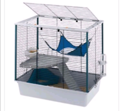 Rat cage and accessories, need gone asap