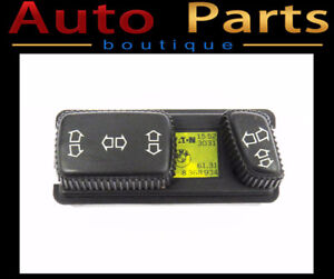 BMW 3 5 7 Series 1990-2004 Seat Switch Front Right 61318368934
