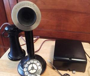 Vintage telephone repair