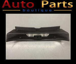 Jaguar XJ 2011-2013 NEW OEM Genuine Rear Sill Plate C2D16629
