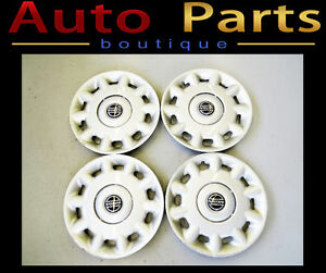 "Volvo S70 C70 960 1989-2000 OEM Set of 4 Hub Caps 15"" 9157418"