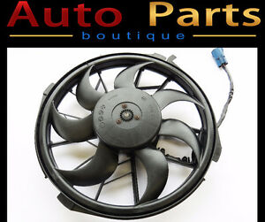 Mercedes Benz B200 2006-2011 OEM Auxiliary fan 1698203542