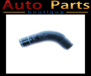 VOLKSWAGEN 2005-2012 OEM WATER HOSE FOR AT 1K0121062A